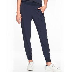 ATHLETA Blue Soho Jogger Casual Pants Size 14